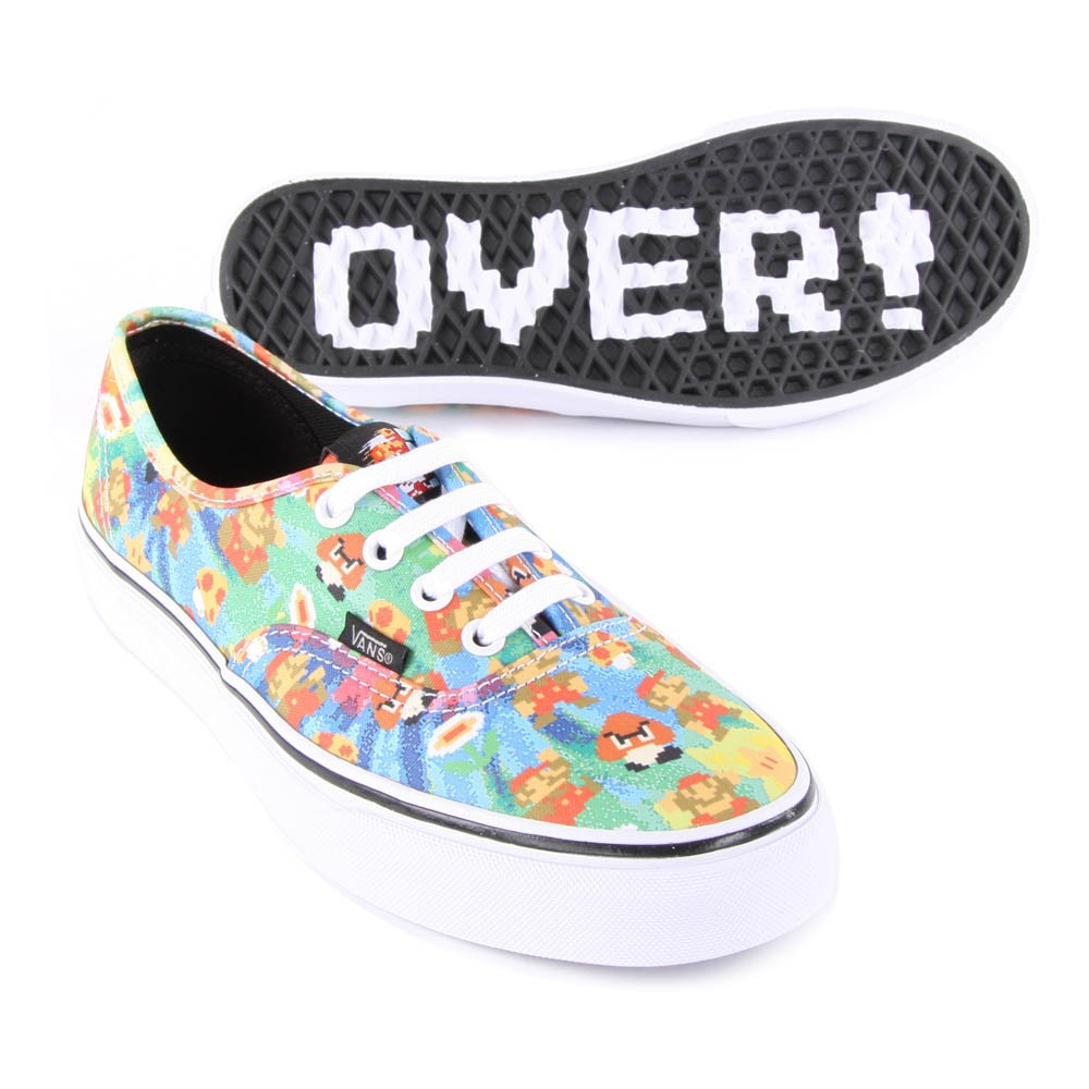 Vans x Nintendo Authentic Women Multi