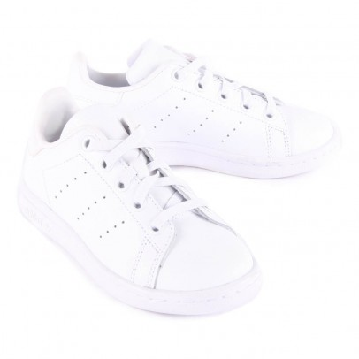 Adidas Leather Elastic Lace Stan Smith Trainers-listing