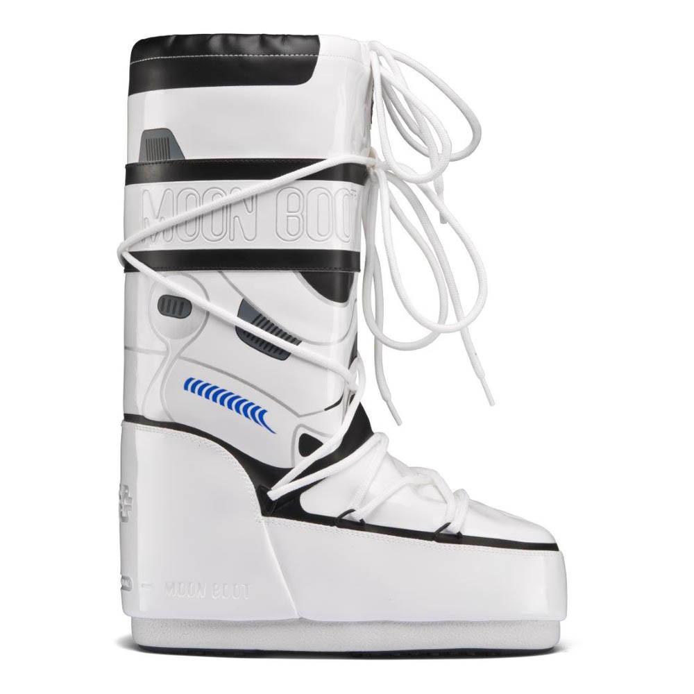 Star Wars Stormtrooper Bottines De Luxe - Blanc, Medium