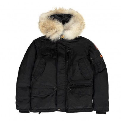 parajumpers IMPERMEABILI MARRONE