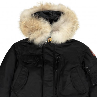 Parajumpers Faux Fur Right Hand Hooded Parka-listing