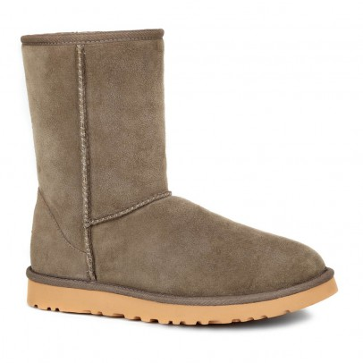 Ugg Classic Short Lined Suede Boots-listing