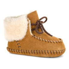 product-Ugg Sparrow Lined Suede Slippers