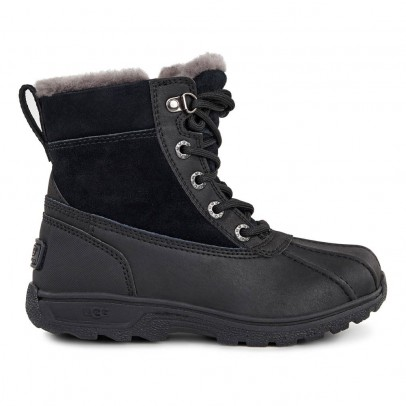 Ugg Leggero Waterproof Lined Leather Boots with Laces-listing