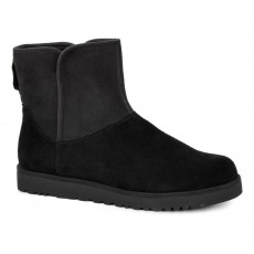 product-Ugg Slim Cory Lined Suede Ankle Boots