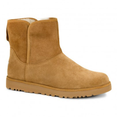 Ugg Slim Cory Lined Suede Ankle Boots-listing