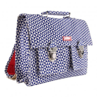 Bakker made with love Schultasche Mini mit Trageriemen aus Canvas Sails -listing
