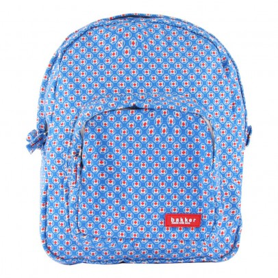 Bakker made with love Kaleidoscope Mini Canvas Backpack-listing
