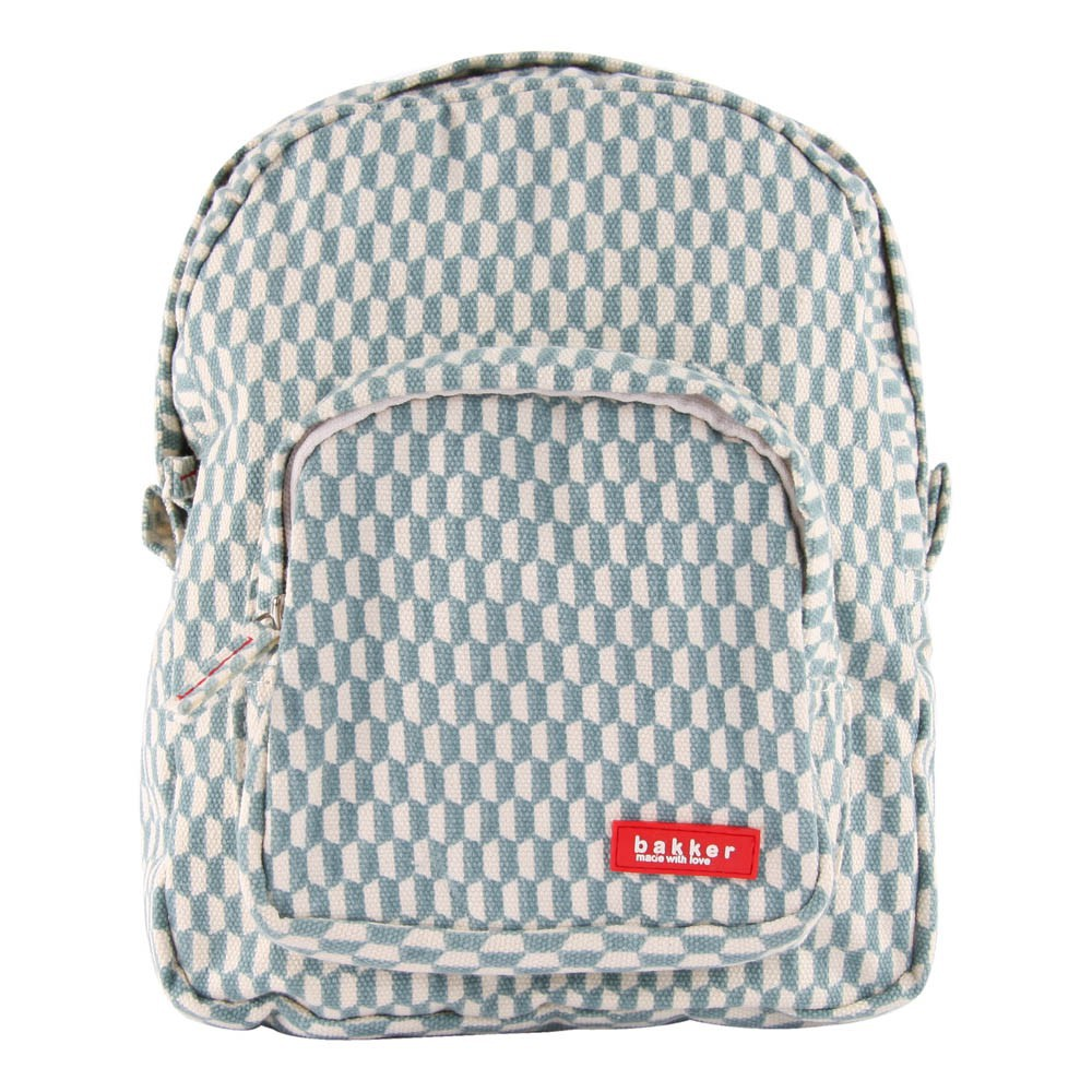 Books Canvas Mini Backpack Bakker Made With Love 8ChIPEXLT