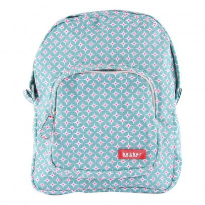 Specked Canvas Mini Backpack Bakker Made With Love NjGmb6jY