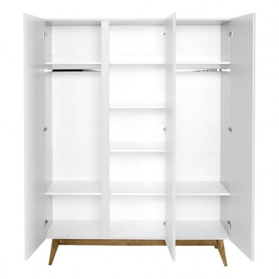 Quax Trendy 3 Door Wardrobe-listing