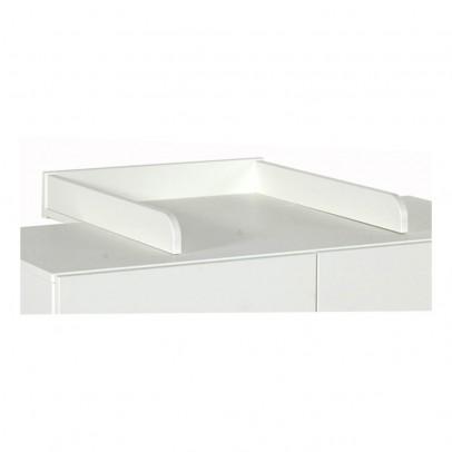 table langer pliante jade laqu blanc combelle design. Black Bedroom Furniture Sets. Home Design Ideas