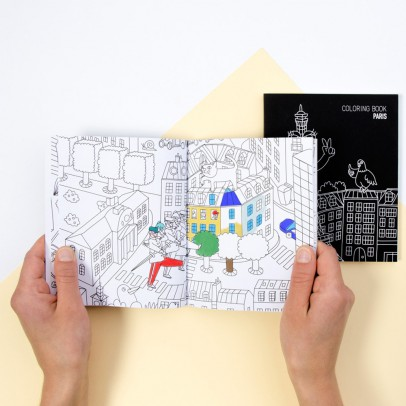 Omy Paris - Colouring Book-listing