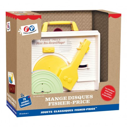 Fisher Price Vintage Record Player - Vintage Remake-product