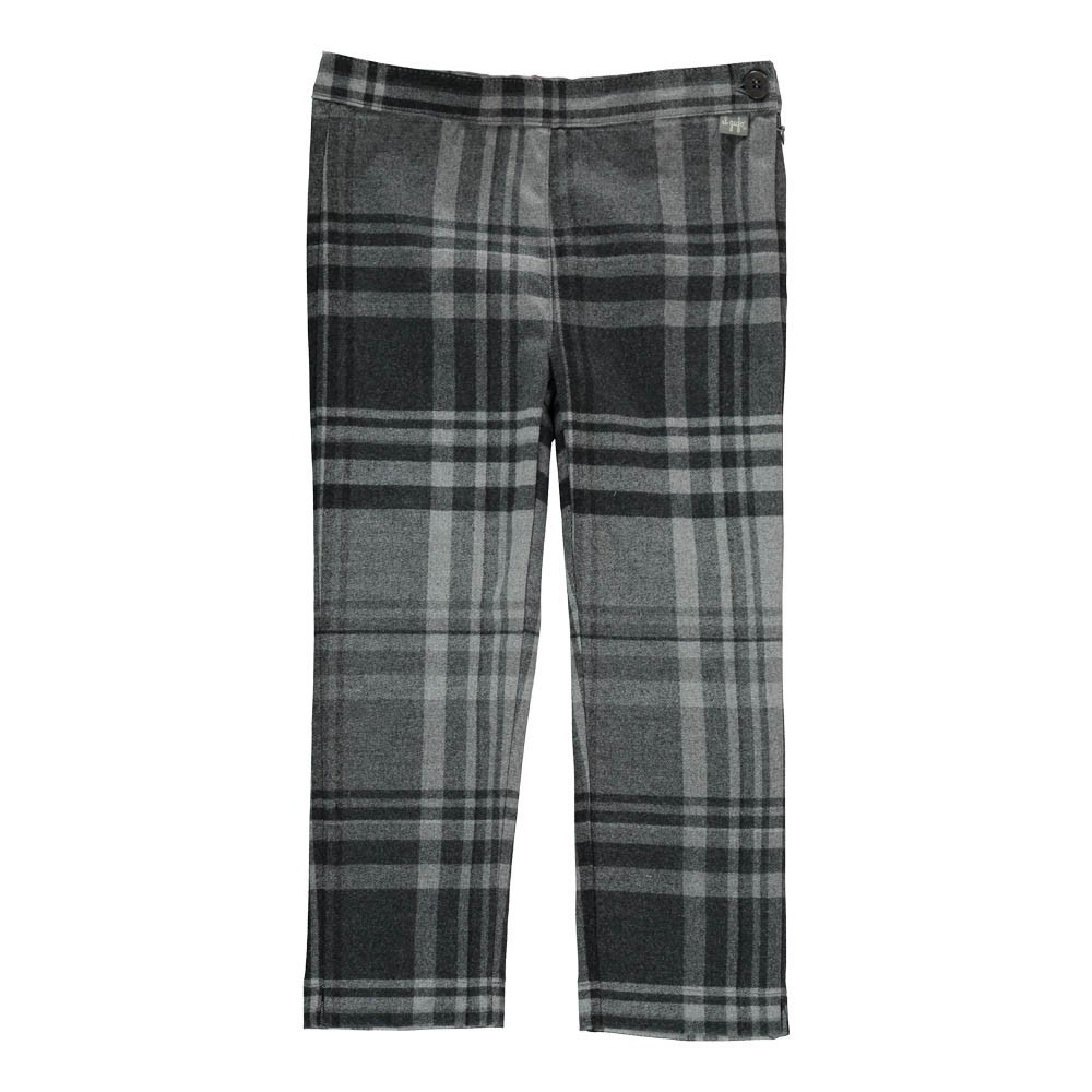 Il gufo Checked trousers kdGtU