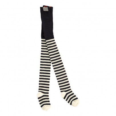 Mads Norgaard Stripe Chunky Tights-listing