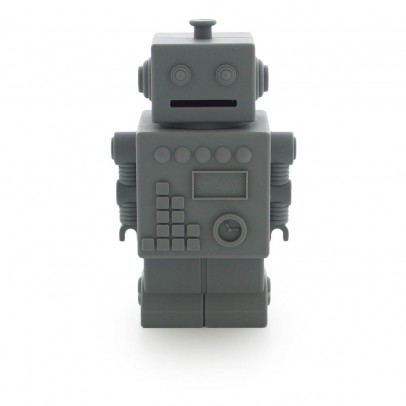 KG Design Robert Robot Piggy Bank-listing
