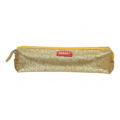 Bakker made with love Canvas Glitter Pencil Case-listing