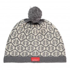 product-Bakker made with love Jacquard Pompom Hat