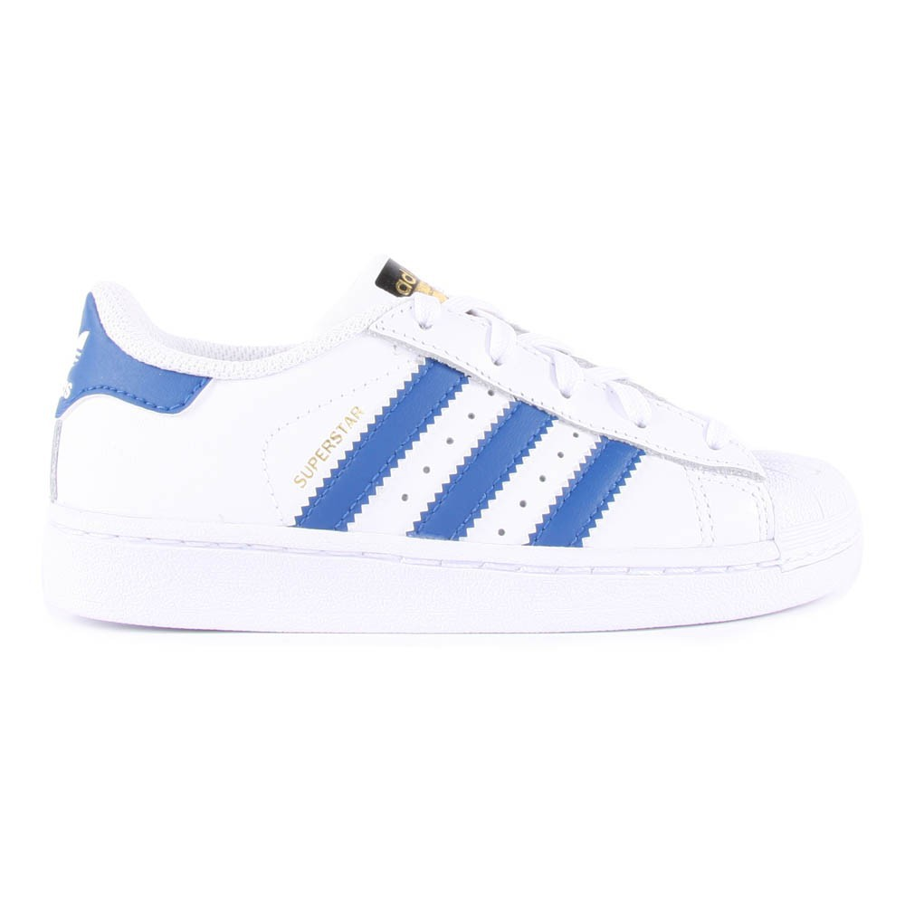 lacets superstar blanc
