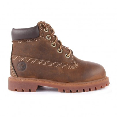 Timberland Authentic 6in Leather Boots-listing