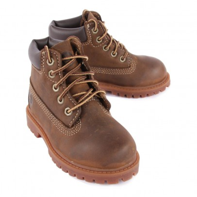 Timberland Botas Cuero 6ln Authentic-listing