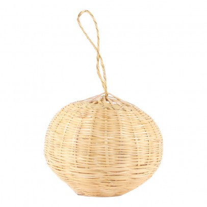 Smallable Home 25 cm Willow Ball Pendant Lamp-listing