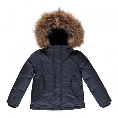 Finger in the nose Snowtrip Fur Jacket-listing