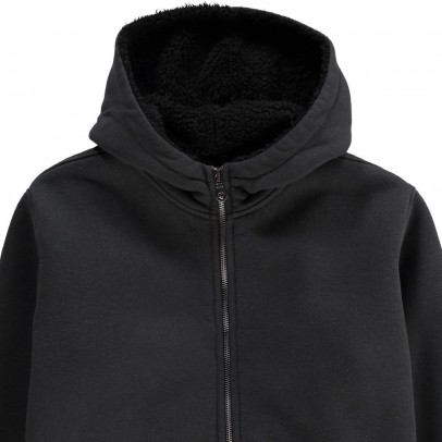 Finger in the nose Hooper Fur Hoodie-listing