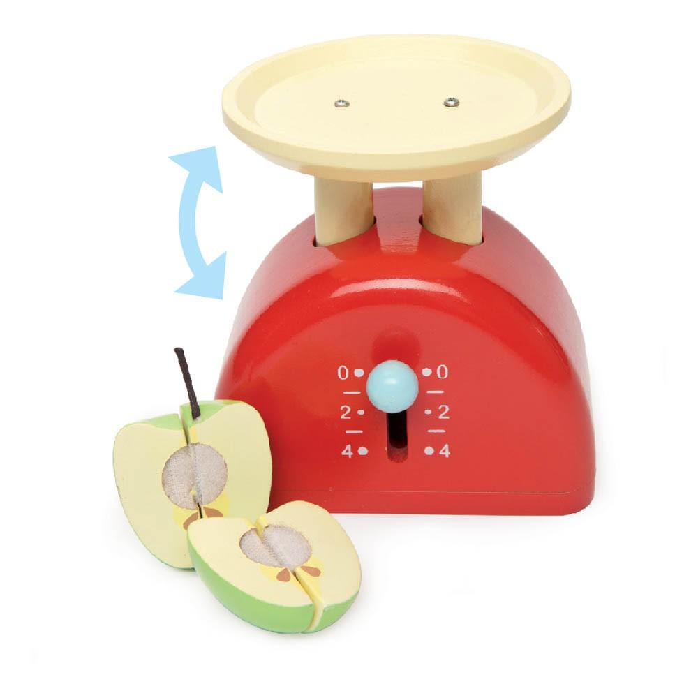Balanza de cocina Multicolor Le Toy Van Juguetes y Hobby Infantil