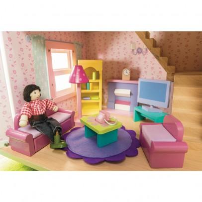 Le Toy Van Sugar Plum Living Room