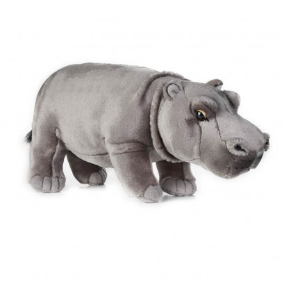 National Geographic Hippopotamus Cuddly Toy 31cm-listing
