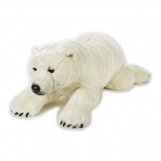 product-National Geographic Peluche Ours polaire 118 cm