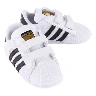 Adidas Superstar Crib Velcro Shoes-listing