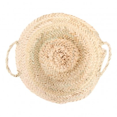 Smallable Home Cesta en hoja de palmera-product