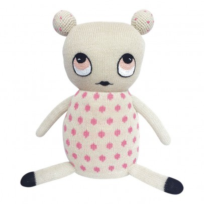 Lucky Boy Sunday Bunty Alpaca Wool Soft Toy 30cm-listing