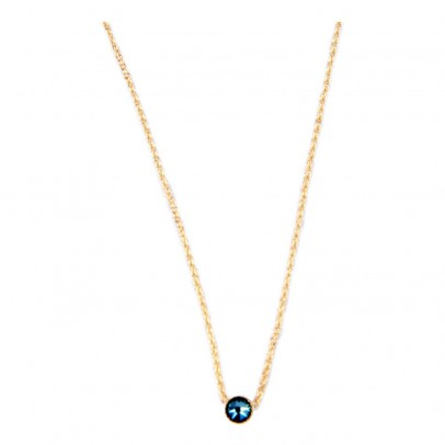 Gold Aoko Necklace 5 OCTOBRE Cn6BB