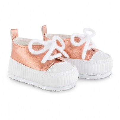 Corolle Ma Corolle - Rose Gold Trainers cm Pink-listing