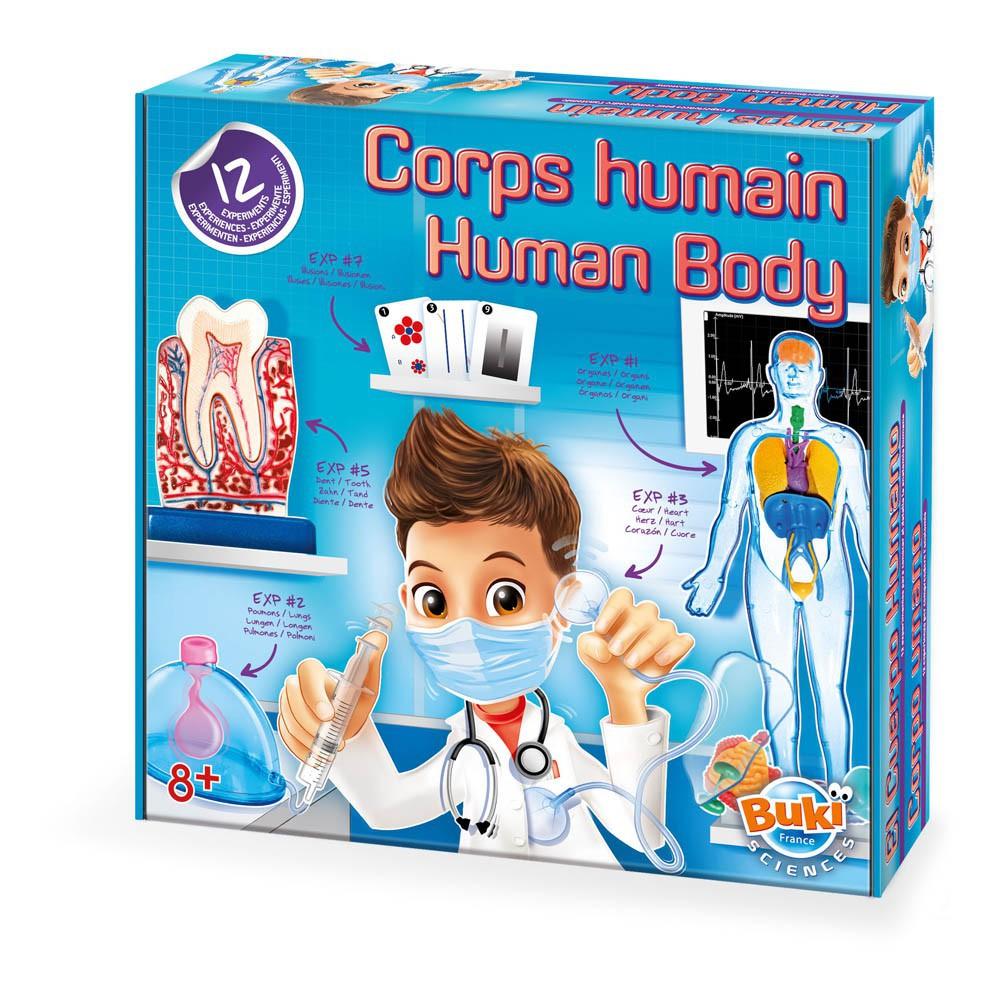 Der menschliche Körper Bunt Buki Spiele und Freizeit Teenager ,