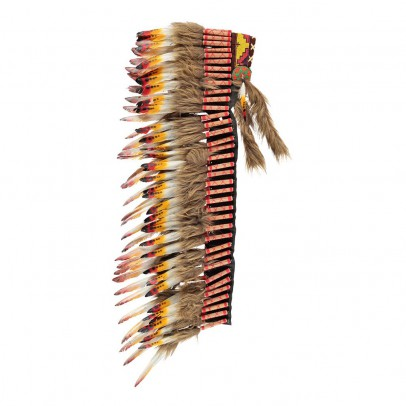 Smallable Toys Teen Indian Feather Headdress 90cm-listing