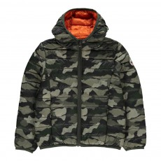 product-Jott Hugo Camouflage Light Hood Jacket