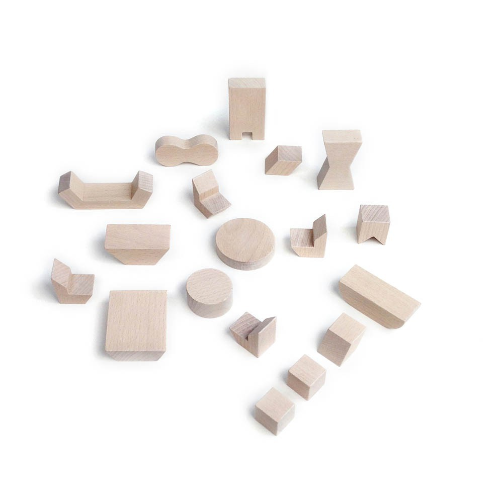 Mini Muebles De Madera Pebbles Natural Rock And Pebble Juguetes Y # Muebles Petit San Cristobal