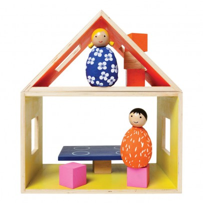 The Manhattan Toy Company Cucina con 2 personaggi-listing