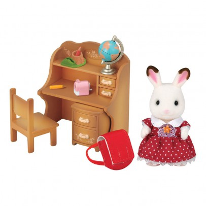 Sylvanian Chocolate Rabbit Daughter Set-listing