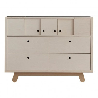 Kutikai Peekaboo Drawers 120x50cm-product