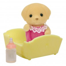 product-Sylvanian Yellow Labrador Baby