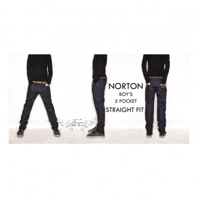 Finger in the nose Norton New Jeans-listing