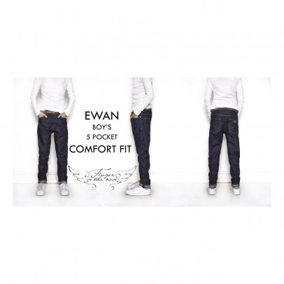 Finger in the nose Ewan Jeans-listing