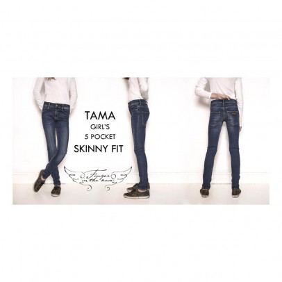 Finger in the nose Skinny Jeans Tama-listing