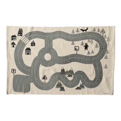 Bloomingville Kids Racing Track Carpet 100x150cm-listing